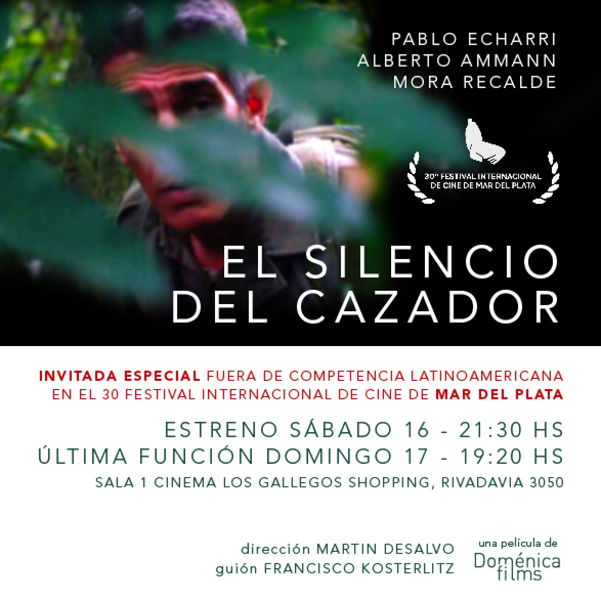 Doménica Films .:. Cine
